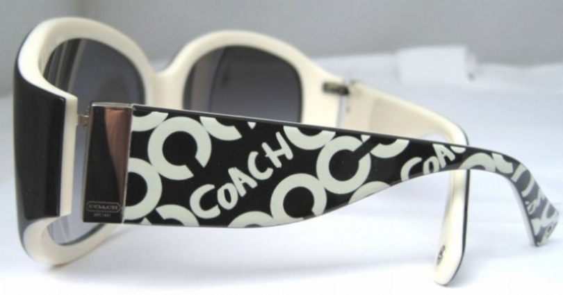 COACH ANALISE 834 in color BLACK